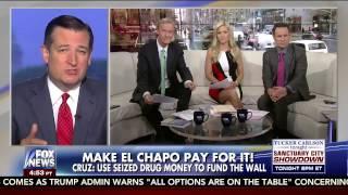 Sen. Cruz on Fox and Friends - April 26, 2017