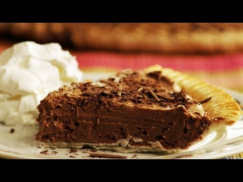 How to Make French Silk Chocolate Pie: Ultimate Thanksgiving Pies | Allrecipes.com