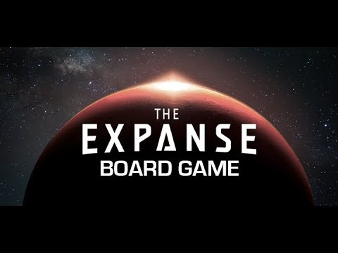 Geki's Review #29 - The Expanse Board Game