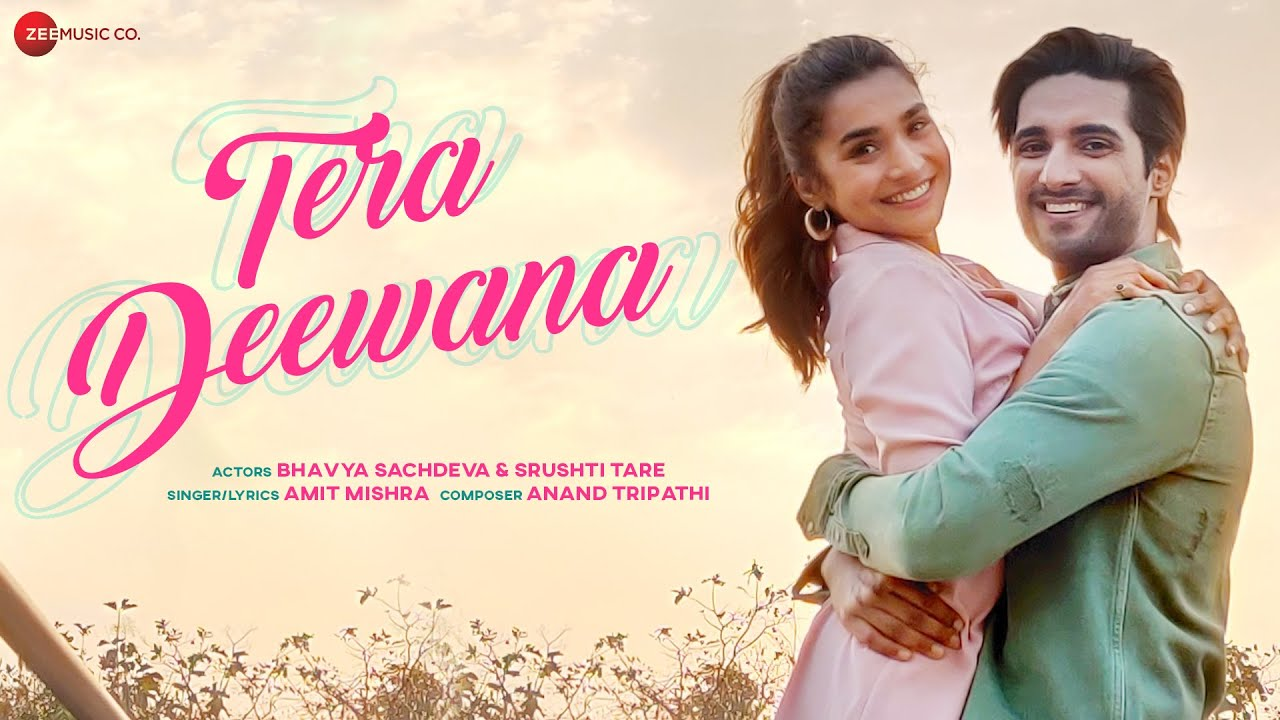 Tera Deewana Song Lyrics by Amit Mishra