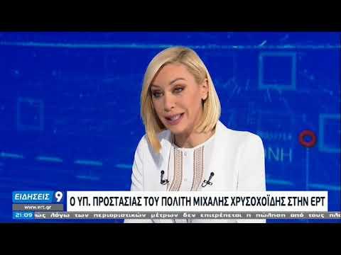 Μ. Χρυσοχοϊδης : Μια συνάθροιση  είναι μαχαιριά στην πλάτη των συμπολιτών μας  | 24/12/2020 | ΕΡΤ