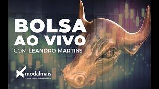BOLSA AO VIVO morning call modalmais, operações Day Trade  Mini Índice, Dólar e Ações 13.08.18