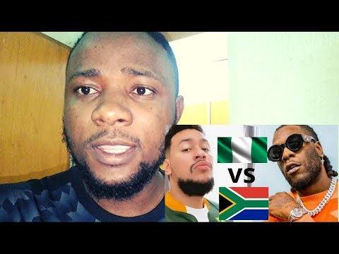 Burna Boy Stop From Performing In South Africa By Rapper AKA