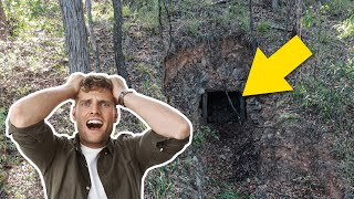 Man Finds Gold Mine On Property, Goes In And Realizes He's Made A Huge Mistake
