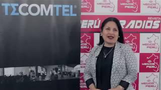 TECOMTEL EN EXPOTEC 2018 (PERU)