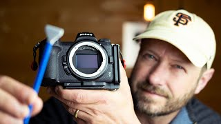How To CLEAN Your CAMERA SENSOR SAFELY | The Easy Way