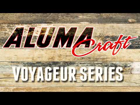 2018 Alumacraft voyageur in Hutchinson, Minnesota