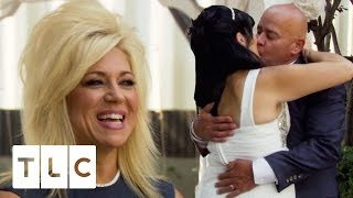 Theresa Performs her First Wedding Ceremony |  | Long Island Medium