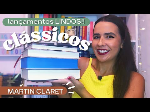 CL�SSICOS LINDOS DA MARTIN CLARET (EM DETALHES)   Ana Carolina Wagner