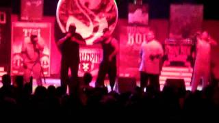 Tech N9ne and CCS Crew Stange Days tour 2010 extended ver.