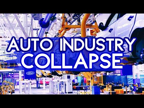 🇺🇸 The US Auto Industry is About to Implode - Michael Alkin