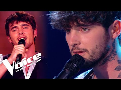 The Cinematic Orchestra – To Build A Home   Louis Delort   The Voice All Stars france 2021  ...