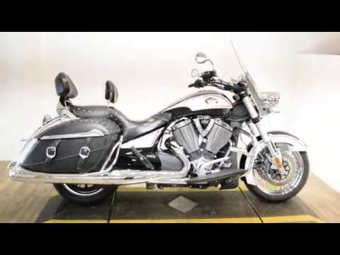 2012 Victory Cross Roads® Classic Limited Edition in Wauconda, Illinois - Video 1