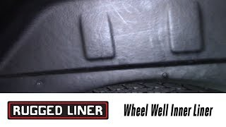 In the Garage™ with Performance Corner®: Rugged Liner Wheel Well Inner Liner
