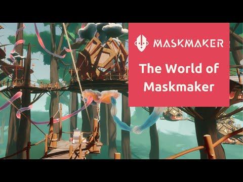 The World of Maskmaker Trailer de Maskmaker
