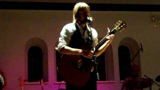 In My Arms - Fiction Family (Jon Foreman) live