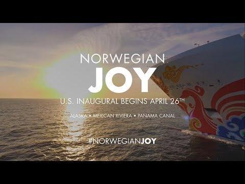 NCL's Norwegian Joy