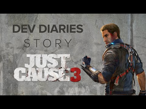 New Just Cause 3 Dev Diary Discusses Character Creation