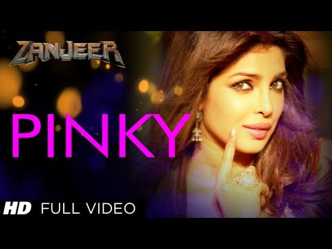 Download Pinky Full Song | Zanjeer | Priyanka Chopra, Ram Charan HD Mp4 3GP Video and MP3
