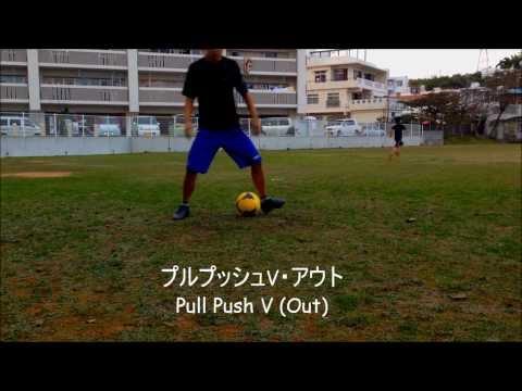 ボールタッチの基礎練習