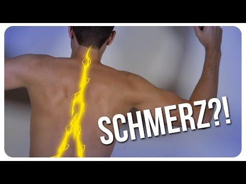 Bad von Osteochondrose