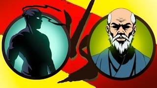 Shadow Fight 2 Бой с тенью #2 - Игровой мультик видео про драки бои #КРУТИЛКИНЫ