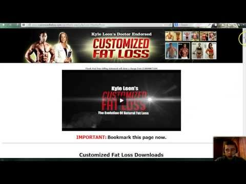 Customized Fat Loss Reviews 2014 | *Honest Weight Loss System Review*