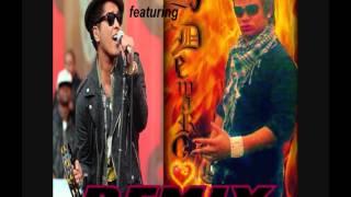 [April reggae MIX 2013 ] Bruno Mars - when i was your man - DJ SJ demarco