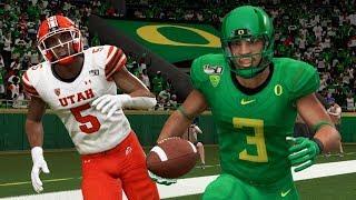 Pac 12 Championship - Oregon Ducks vs Utah Utes Full Game | NCAA College Football Today 12/6