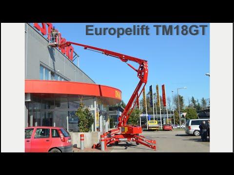 Europelift TM18GT - Produktvideo