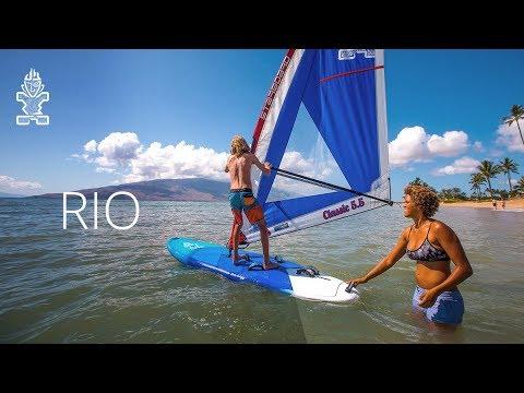 2018 Starboard Rio