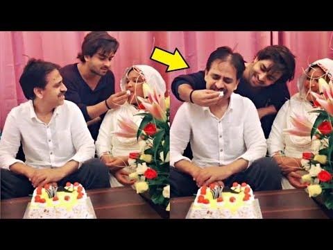 Dipika Kakar Husband Shoaib Ibrahim Celebrates His Parents Marriage Anniversary