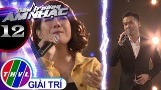 THVL | Đấu trường âm nhạc - Tập 12[4]: Katy – Phương Chi, Trung Hậu