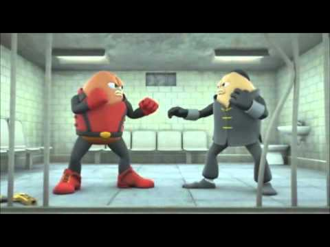 killer bean forever jet bean fight scene