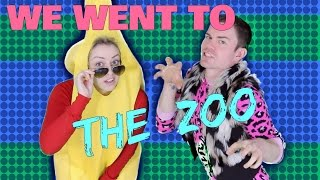 WE WENT TO THE ZOO!