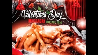 Valentines Day Massacre Dancehall Mix 2016 (DJ FearLess)