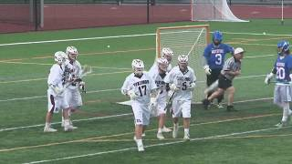 Full game: East Lyme 11, Waterford 9 in ECC lacrosse final