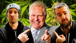 Doug Ford To Open The Cannabis Market, Cut The Carbon Tax And Repeal Sex Ed?