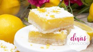 How To Make Classic Lemon Bars - Im HOOKED!