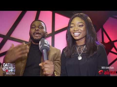 Dating Game Nigeria - Sharon & Chidi - Interview