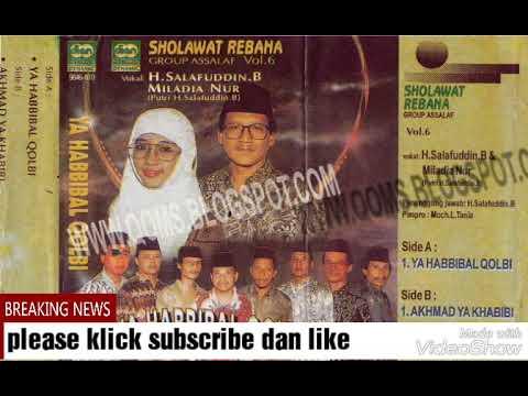 Download Sholawat Rebana H Salafudin Ya Habibal Qolbi | MP3