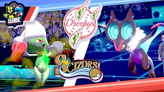 NO ITEM ROSERADE IN WBE PLAYOFFS! Pokemon Sword and Shield Wi-Fi Battle! by PokeaimMD