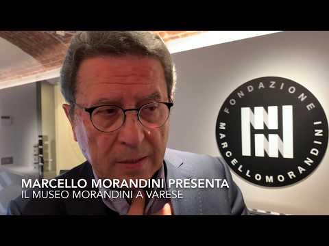 Marcello Morandini presenta il museo Morandini