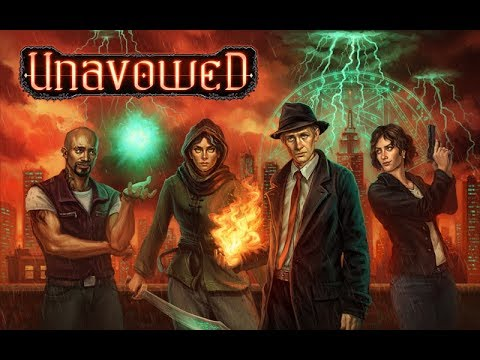 Unavowed teaser trailer! thumbnail
