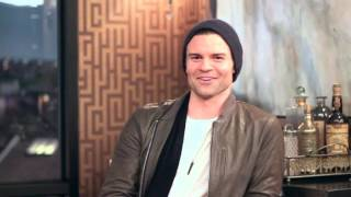Дэниэл Гиллис, Daniel Gillies on Fatherhood, Being Uncle Elijah