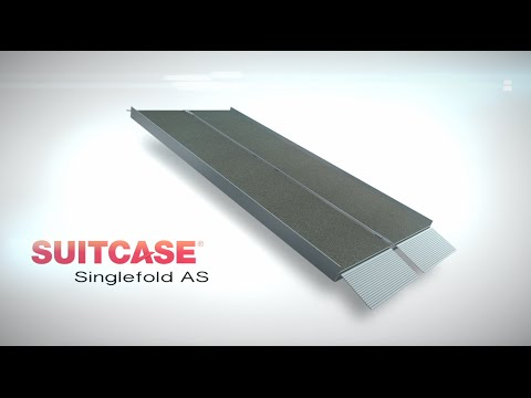 Thumbnail of the SUITCASE® Singlefold AS Ramp Video 0 video