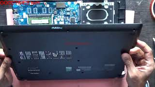 Lenovo Ideapad 100 | How To Replace Battery.
