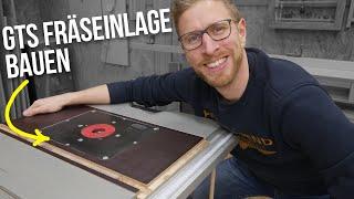 Tischkreissäge zum Frästisch umbauen!  |  Lets Bastel