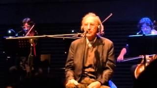 Franco Battiato - L'ombra della luce live @ Parco della Zucca Bologna