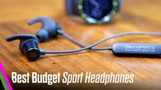 SoundPeats Q30 Bluetooth Sport Headphones Review - CHEAP AND GOOD!